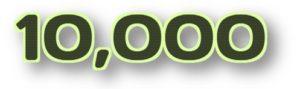 10,000 Dollars