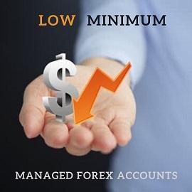 Low Minimum Managed Forex Accounts
